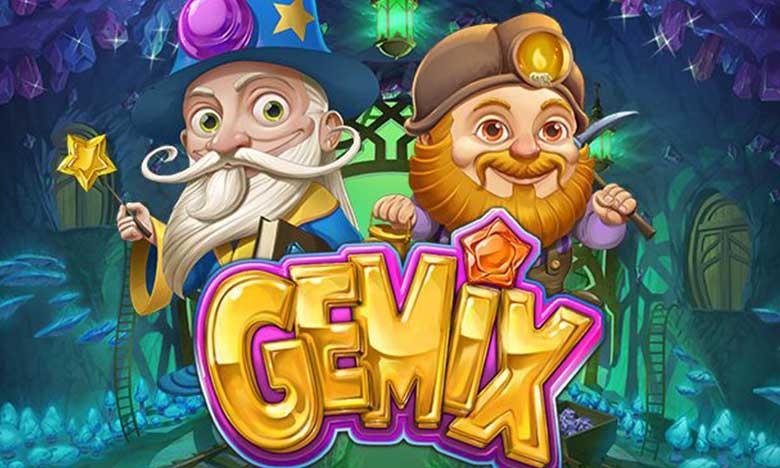 หาเงินเข้า true wallet กับเกมส์  Gemix Slot