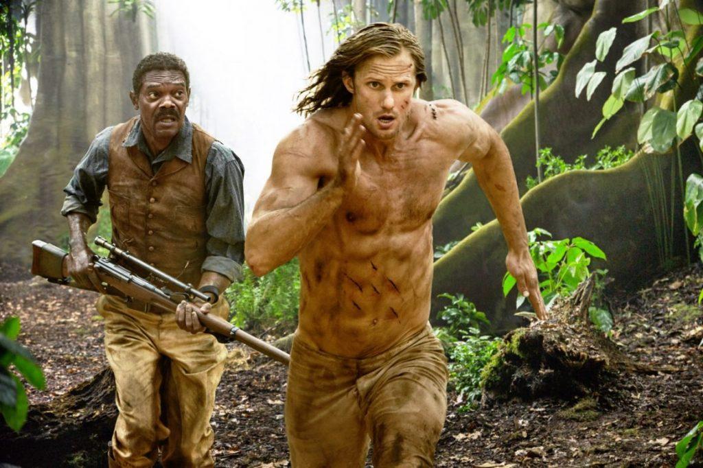 ยูทูป ดูหนัง กับเรื่อง The Legend of Tarzan